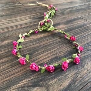 🌸 Boho Flower Crown/ Headband
